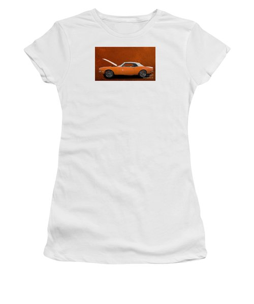 Camero Women's T-Shirt (Athletic Fit)