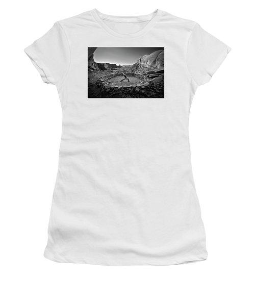 Canyonlands Kiva Women's T-Shirt