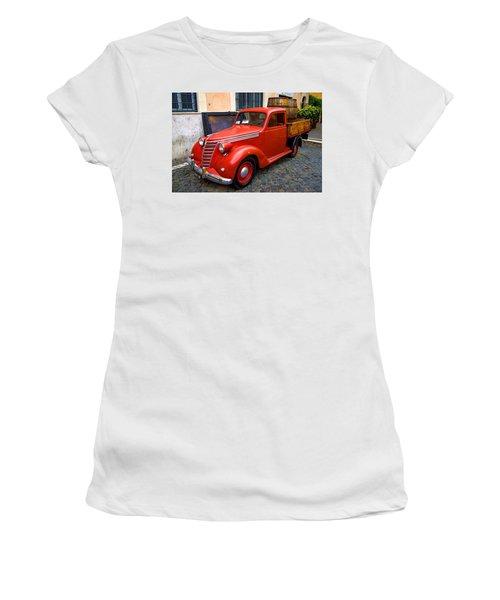 Car Women's T-Shirt