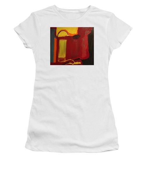 Christ's Profile Women's T-Shirt (Athletic Fit)