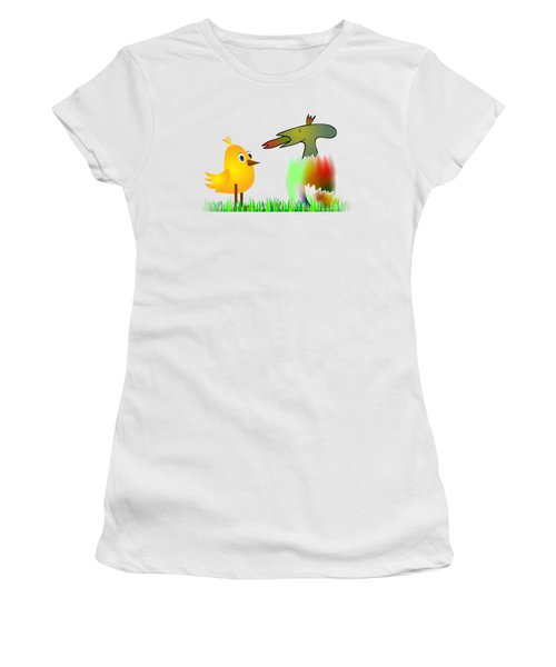 Close Encounters Of The Third Kind Women's T-Shirt (Athletic Fit)