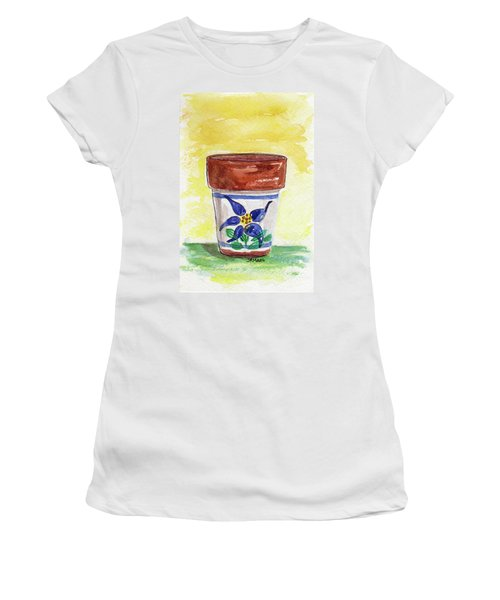 Columbine Container Women's T-Shirt (Junior Cut)