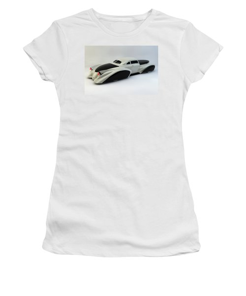 Women's T-Shirt (Junior Cut) featuring the photograph Custom  Lead Sled by Louis Ferreira