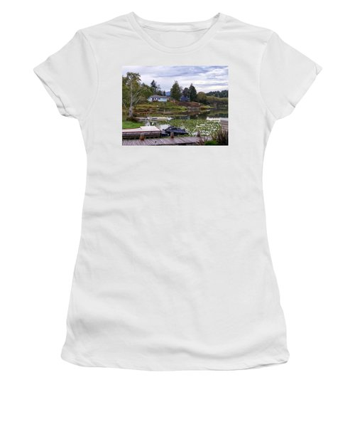 Devils Lake Oregon Women's T-Shirt