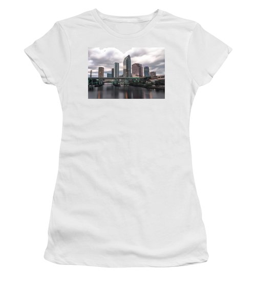Downtown Tampa Women's T-Shirt