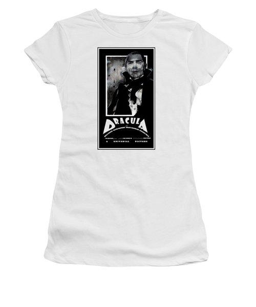 Dracula Movie Poster 1931 Women's T-Shirt