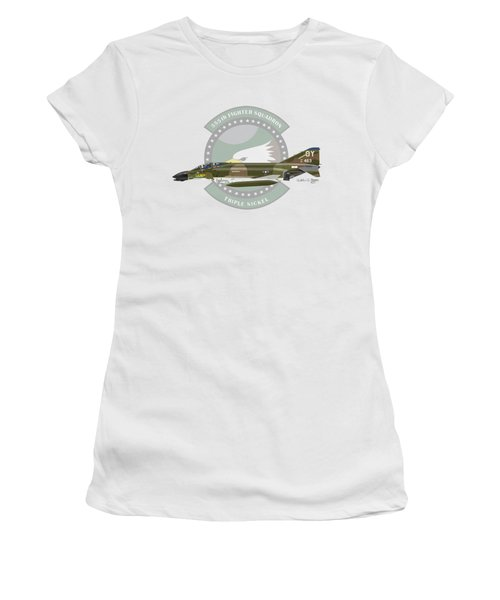 F-4d Phantom Women's T-Shirt (Athletic Fit)