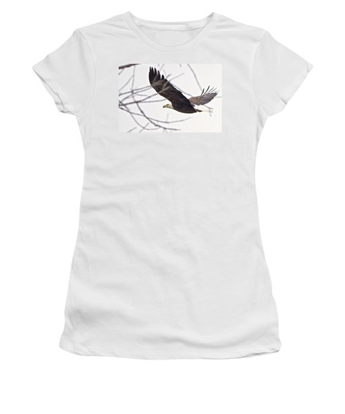 Fly By Women's T-Shirt (Athletic Fit)