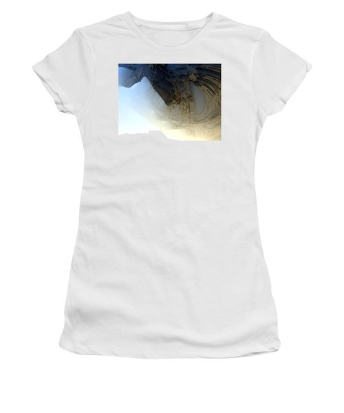 Fog In The Cave Women's T-Shirt