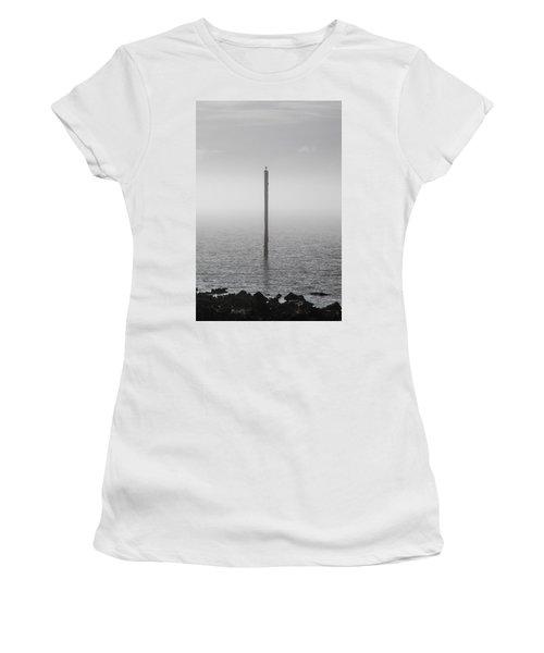 Fog On The Cape Fear River Women's T-Shirt
