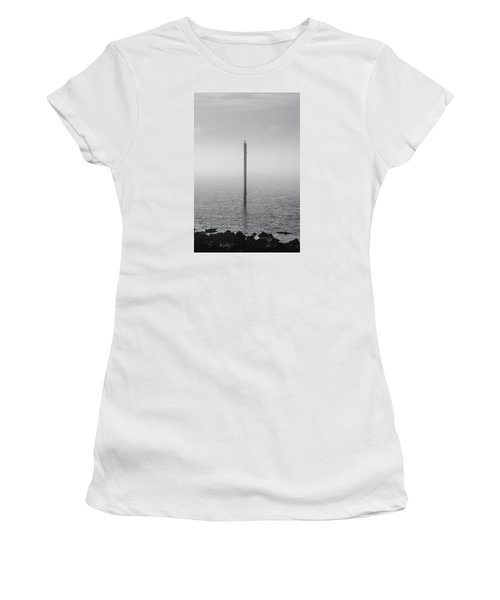 Fog On The Cape Fear River Women's T-Shirt