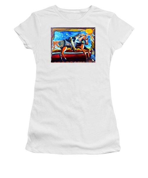 Horse Whisperer Women's T-Shirt (Athletic Fit)