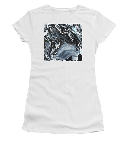 I Know It Looks Like Marble Women's T-Shirt