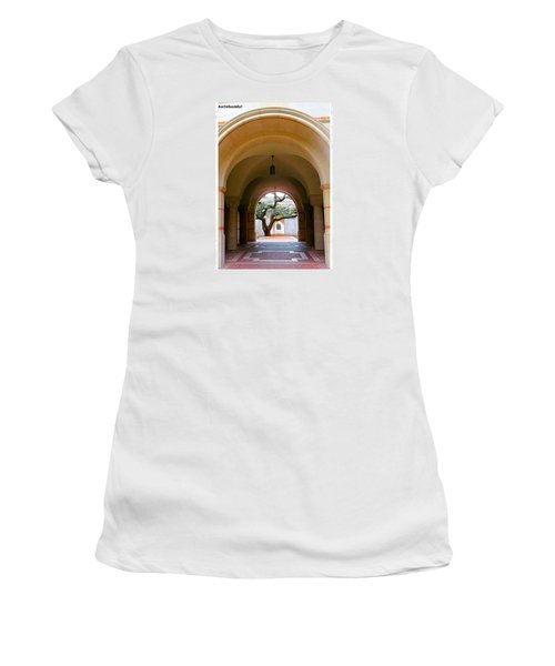 I Love All The #arches At #rice Women's T-Shirt
