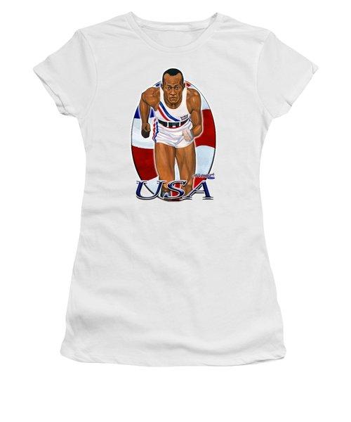 Jesse Women's T-Shirt (Athletic Fit)
