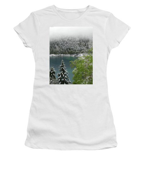 Jiuzhaigou National Park, China Women's T-Shirt