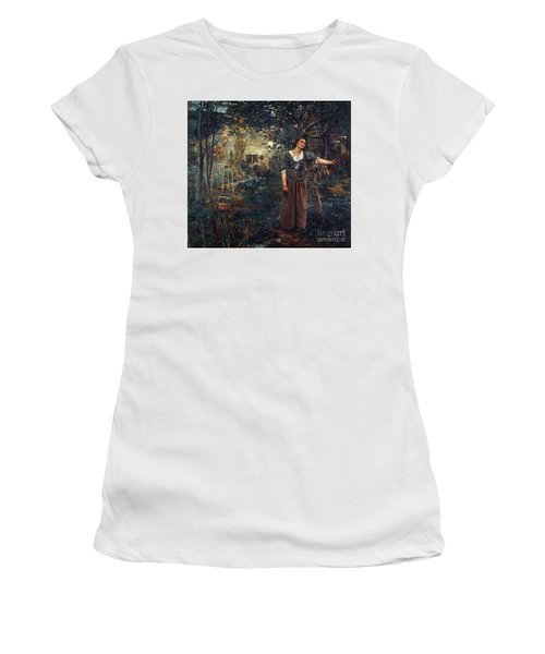 Joan Of Arc C1412-1431 Women's T-Shirt