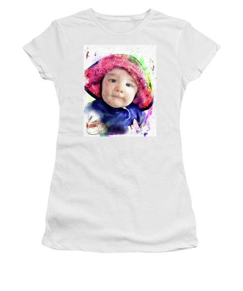 Landon Women's T-Shirt (Junior Cut) by Robert Smith