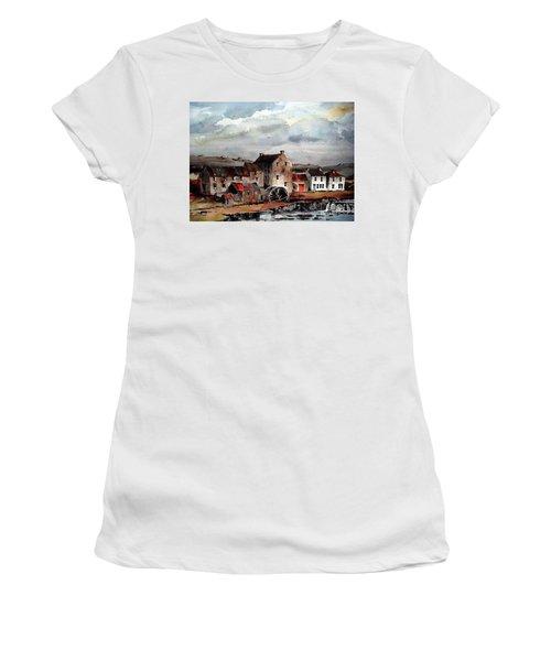 Mill At Bruree, Limerick Women's T-Shirt