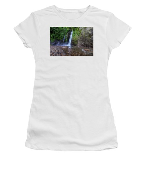 Munduk Waterfall - Bali Women's T-Shirt
