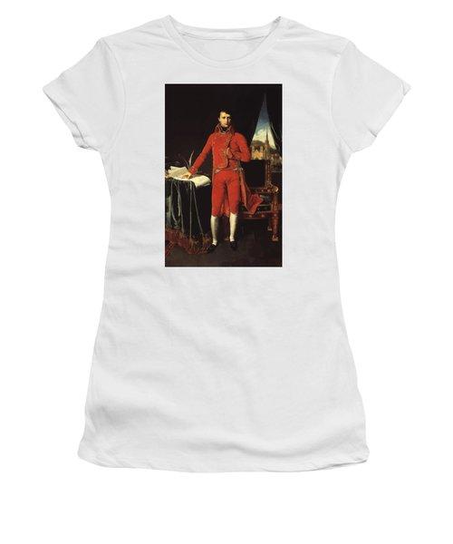 Napoleon Bonaparte Women's T-Shirt