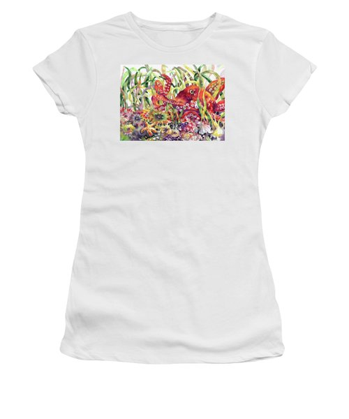 Octopus Garden Women's T-Shirt