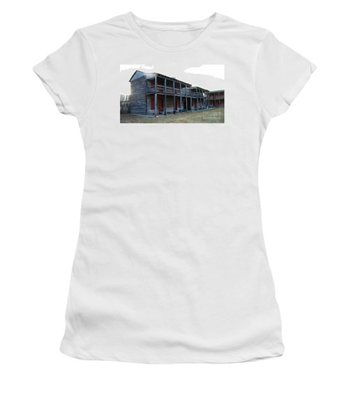 Old Fort Madison Women's T-Shirt