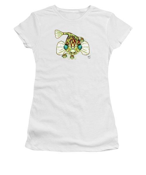 Puffer Fish Women's T-Shirt