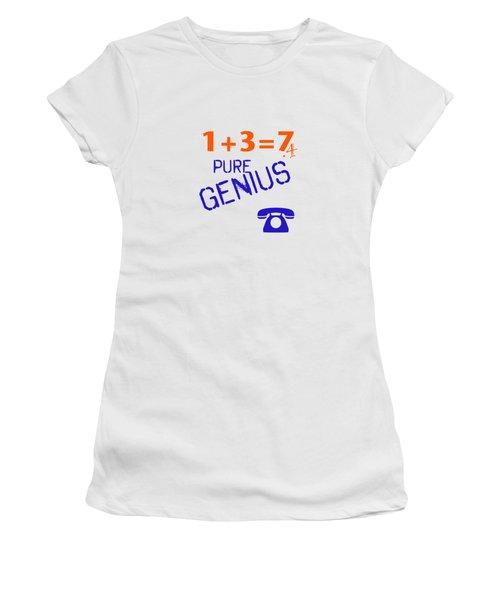 Pure Genius Women's T-Shirt