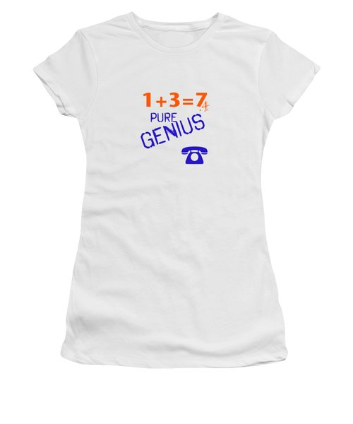 Pure Genius Women's T-Shirt