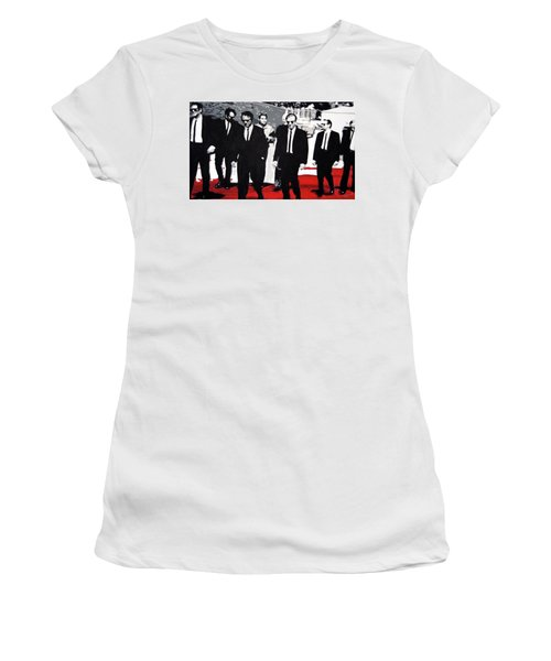 Reservoir Dogs Women's T-Shirt (Athletic Fit)