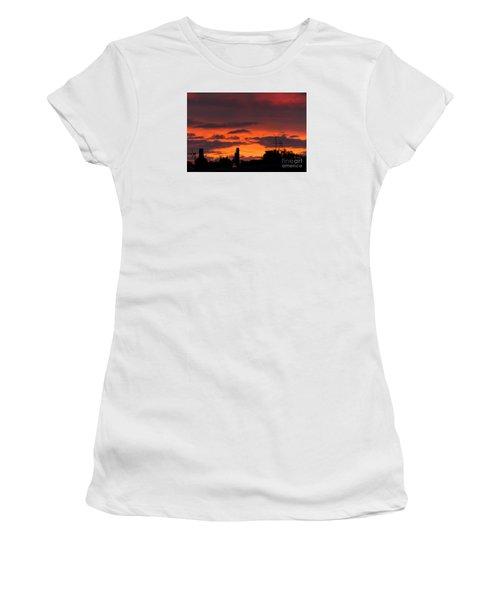 Sailors Delight Women's T-Shirt (Junior Cut) by David  Hollingworth