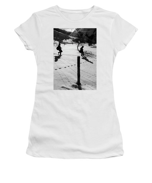 Shadows Women's T-Shirt