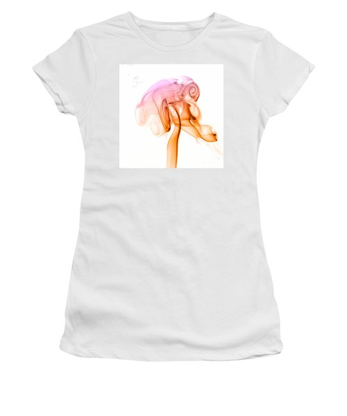 smoke VIII c Women's T-Shirt (Junior Cut)