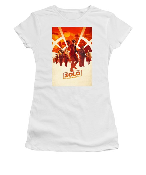 Solo A Star Wars Story - 2018 Women's T-Shirt