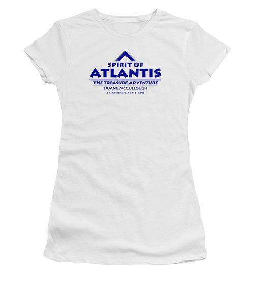 Spirit Of Atlantis Logo Women's T-Shirt