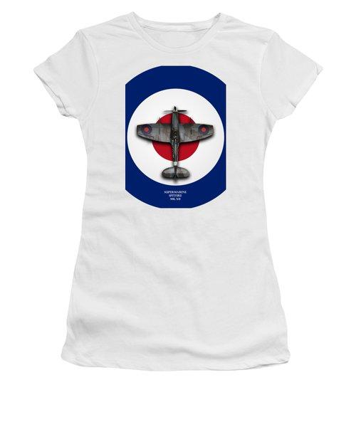 Spitfire Mk.xii Women's T-Shirt