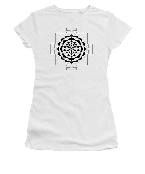 Sri Yantra Women's T-Shirt
