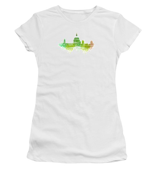 St Paul's Cathedral Women's T-Shirt