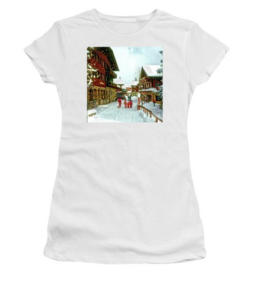 Switzerland Alps Women's T-Shirt