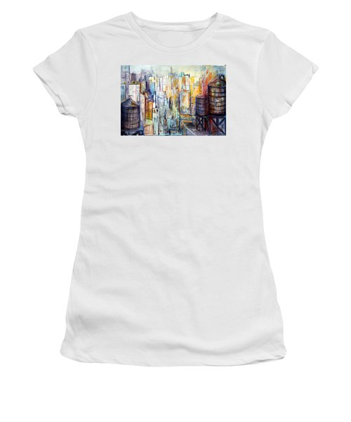 Tanks For The Memories Women's T-Shirt