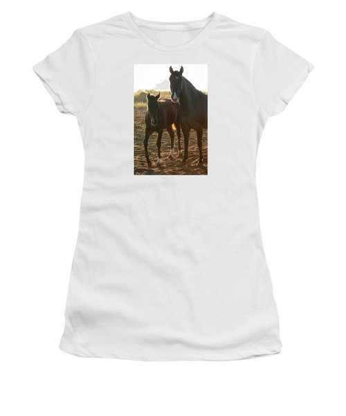 Texas Mare  Women's T-Shirt