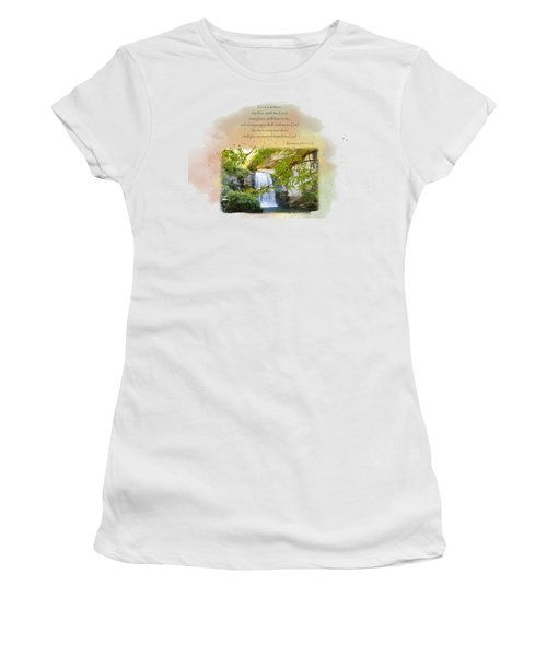 The Accounting Women's T-Shirt (Junior Cut) by Larry Bishop