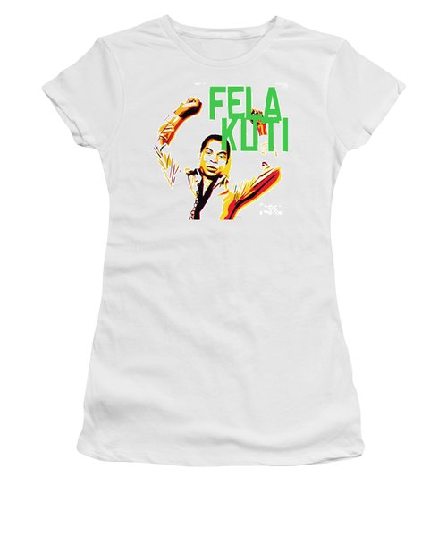 The First Black President Women's T-Shirt (Athletic Fit)