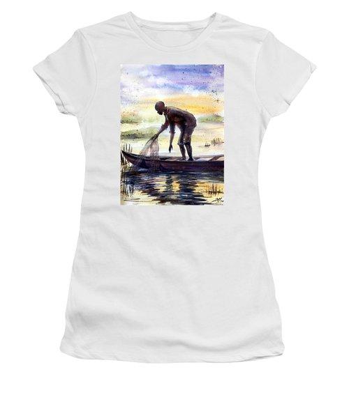 The Fisherman Women's T-Shirt