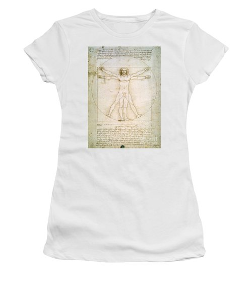 The Proportions Of The Human Figure Women's T-Shirt