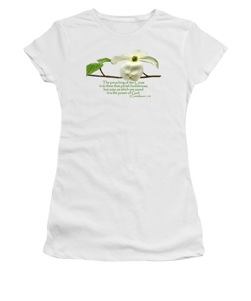 The Truth Women's T-Shirt (Junior Cut) by Larry Bishop