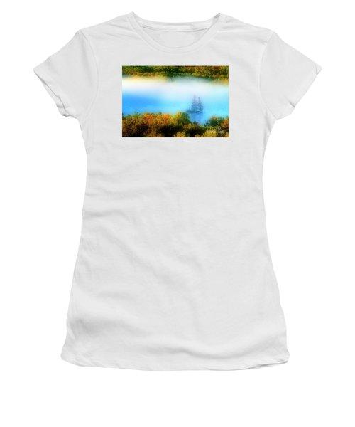 Through The Fog Women's T-Shirt