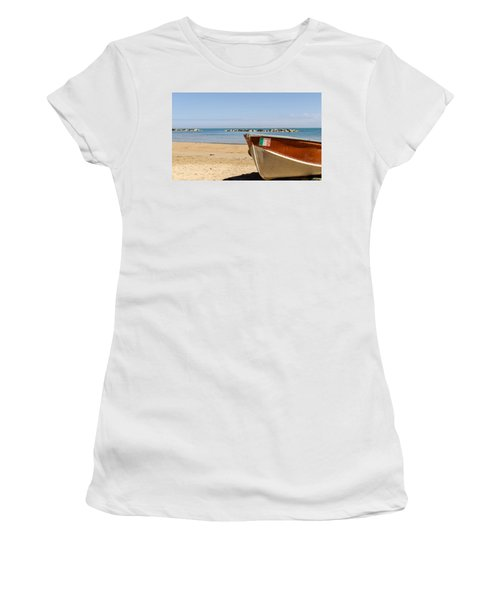 Waiting Summer Women's T-Shirt (Athletic Fit)
