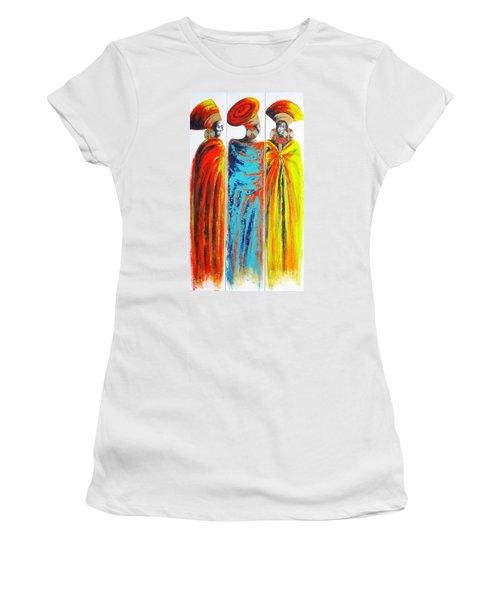 Zulu Ladies 2 Women's T-Shirt (Athletic Fit)